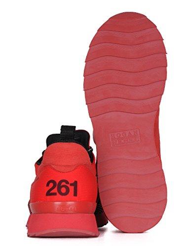 Hogan, Chaussures basses pour Homme Rouge