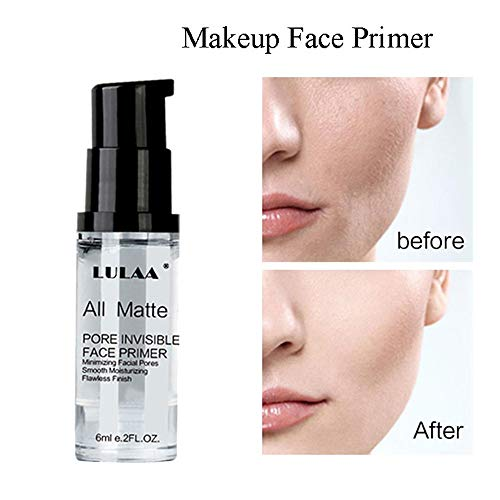LCLrute 1 STÜCK LULAA 6 ML Isoliert Feuchtigkeitsspendende Make-Up Basis Gesicht Make-Up Primer -