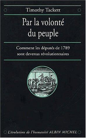 Par la volonté du peuple