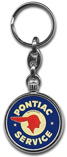 pontiac-service-keyring