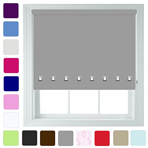 quality-blackout-roller-blinds-with-square-eyelets-metal-tube-free-cut-to-fit