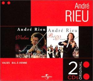 Coffret 2 CD  Original : Valses / Bal à Vienne