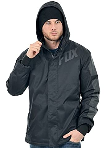 Waterproof Jacket Fox Source 3000Mm Noir (S , Noir)