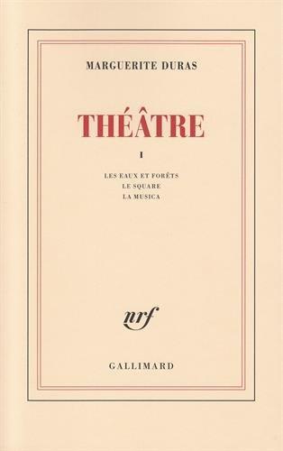 Théâtre : Tome 1 par Marguerite Duras