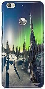 Best Quality 3D Printed Designer Mobile Case Cover Back Cover For LeTV Le 1s