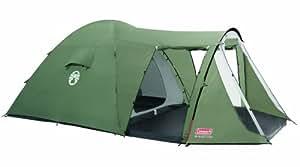 Coleman Tente dôme Trailblazer 5 Plus avec chambre et séjour - 5 personnes