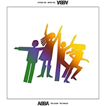 Abba the Album / the Singles (Coffret 3 45T Simple Colorés - Tirage Limité)