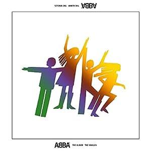 Abba the Album/the Singles (Coffret 3 45T Simple Colorés - Tirage Limité)