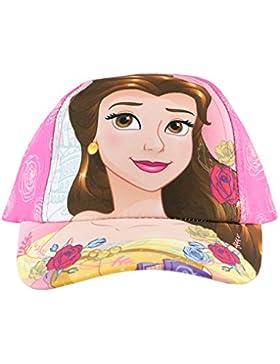 Disney La bella e la bestia - Berretto da baseball del ragazze - Beauty & the Beast - 4 - 8 Anni