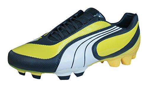 Puma V3.08 i FG Hommes Bottes de Football en Cuir