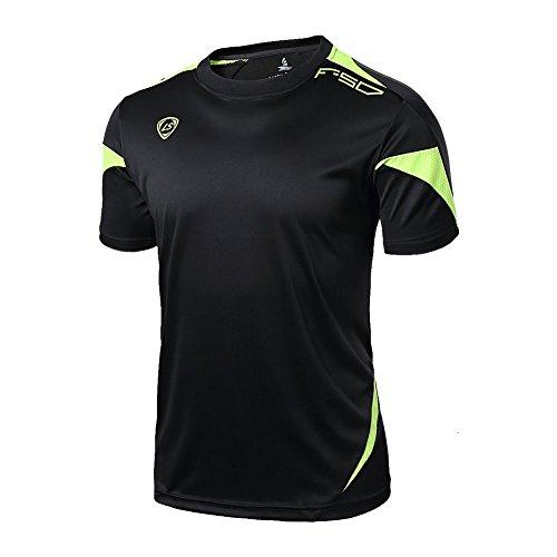 balai-strato-uomo-compressione-base-layer-top-maniche-fitness-corte-termica-shirt-gym-sport-t-shirt-