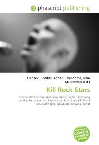 Kill Rock Stars: Independent record label