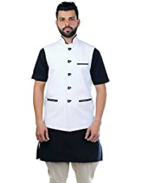 Veera Paridhaan Solid Party wear Nehru Jacket(VP007042)