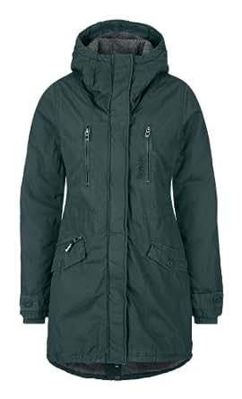 Bench Damen Jacke grau (dark slate) Large