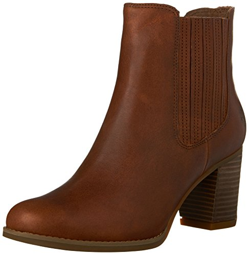 Timberland Atlantic Heights, Botas para Mujer, Marrón (Brown), 36 EU
