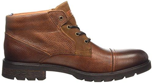 Tommy Hilfiger Curtis 5A, Stivaletti alla caviglia, imbottitura leggera uomo Marrone (Brown (Winter Cognac 906))