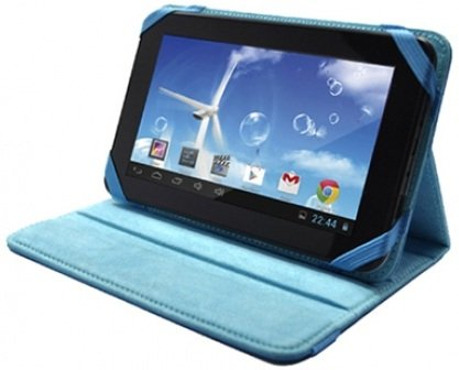 Sunstech BAG71BL - Funda stand folio universal para tablet de 7""
