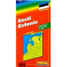 Estonie : 1/325 000