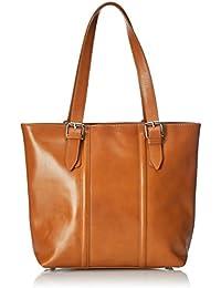 Sac à main pour femmes, classique élégant MC, 34x30x11cm, 100% cuir Made in Italy