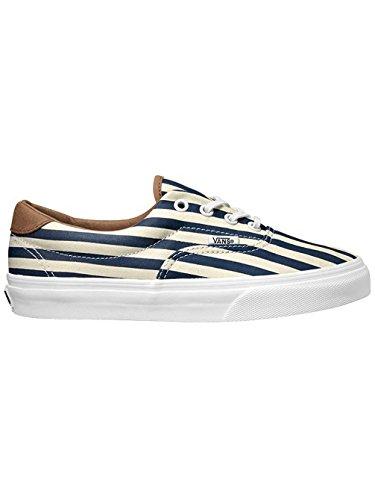 Vans–VZMSFMH, Baskets mixtes White blue stripes