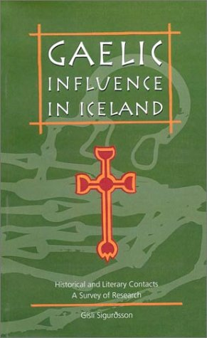 Gaeilic Influences In Iceland