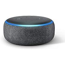 All-new Echo Dot (3rd Gen) - Smart speaker with Alexa (Black)