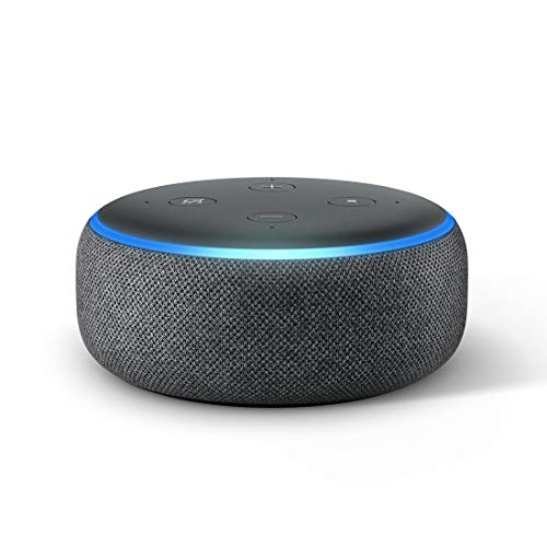 All-new Echo Dot (3rd Gen) - Smart speaker with Alexa 1