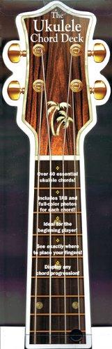 Ukulele Chord Deck In Colour (Akkordfächer): Noten, Zubehör für Ukulele