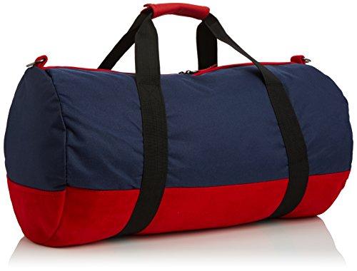 Mi-Pac Duffel Bag Blau Navy/Rot TU Blau - Navy/Rot