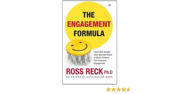Buy Engagement Formula: Learn How Google, Intel, Marriott