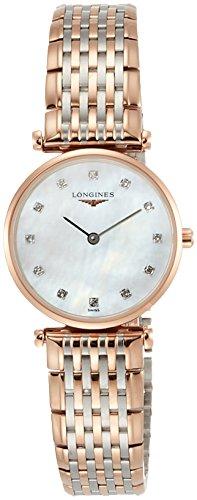 LONGINES WOMEN'S LA GRANDE CLASSIQUE DE LONGINES DIAMOND 24MM WATCH L42091977