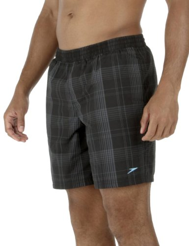 Speedo Herren Badeshorts Check Leisure 18