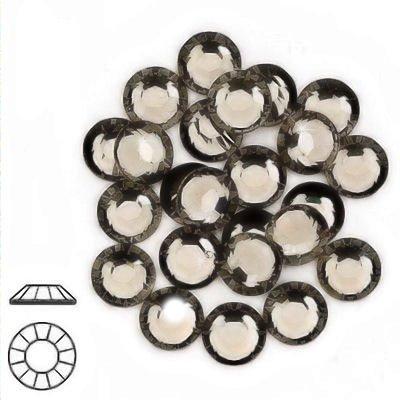 Tamis Place schwarz Diamant Kristall Strass Flatback 144Swarovski 3,8mm 16SS SS16 Size 16Ss 3.8Mm -