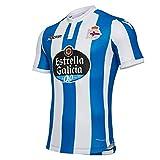 Macron Home Jersey Deportivo Royal/White 18/19 Deportivo La Coruna L Royal/White