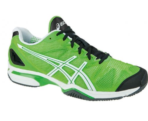 Asics GEL-Solution Speed Tennisschuh Grün