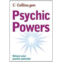 By Carolyn Boyes Psychic Powers (Collins Gem) (Min Poc) [Paperback]