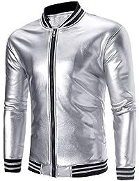 new arrival 1c0a6 6c4b0 Suchergebnis auf Amazon.de für: herren jacke - Silber ...