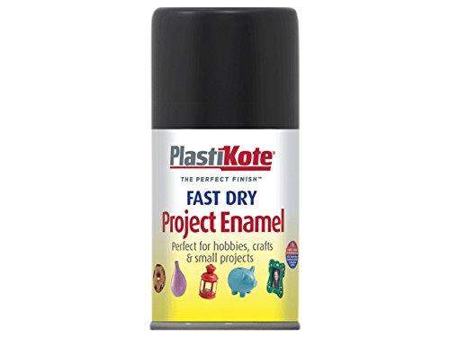 plastikote-101s-pittura-a-smalto-ad-asciugatura-rapida-finitura-lucida-100-ml-colore-nero