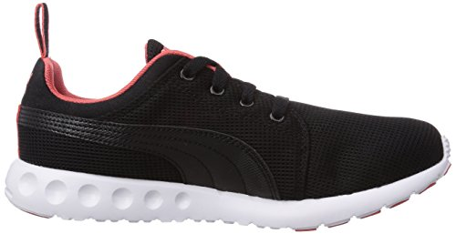Puma  Carson Runner Wn's, Chaussures de fitness pour femme Noir - Schwarz (05 black-hot coral)