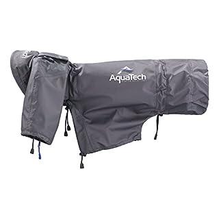 Aquatech X-Large Sports Shield Rain Cover - Black