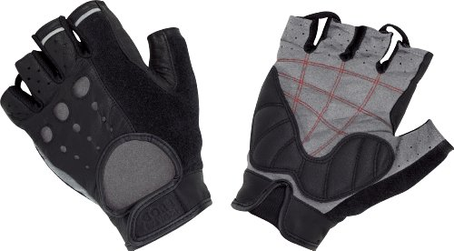 GORE BIKE WEAR RETRO TECH   GUANTES DE CICLISMO PARA HOMBRE  COLOR NEGRO  TALLA 10