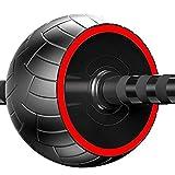 Olydmsky Wheel Bauchtrainer Gesundheit Bauch Rad ABS Rad schieben Rad Roller Rad Fitness Geräte Zuhause