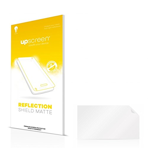 Matte Clear Anti-glare (upscreen Reflection Shield Matte Screen Protector For Clarion nx403ev (Matte and Anti-Glare, Strong Scratch Protection) Clear Screen Protector 1pc (S)-Screen Protectors (Strong Scratch Protection), Clear Screen Protector, Clarion, Scratch Resistant, transparent, 1PC (S)))