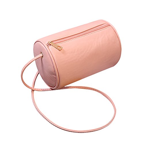 Tong Yue, Borsa a tracolla donna, brown (marrone) - TYUK0480-1 pink