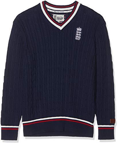 England Cricket Herren Classic Cricket Pullover XXL Marineblau