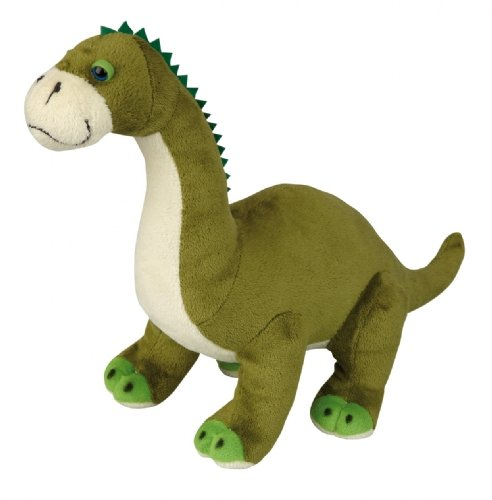 Plush Soft Toy Brontosaurus by Ravensden. Cute & Cuddly Dinosaur.
