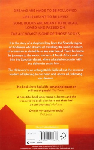 The Alchemist libros epub