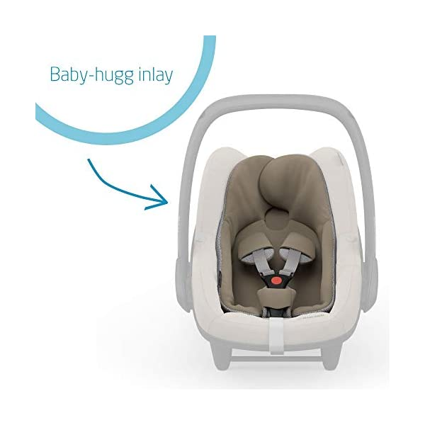 Maxi-Cosi Pebble Plus Baby Car Seat Group 0+, ISOFIX Car Seat, i-Size, 0-12 m, 0-13 kg, 45-75 cm, Sand Maxi-Cosi Baby car seat, suitable from birth to approximate 1 year (0-13 kg, 45-75 cm) Fits with compatible Maxi-Cosi base unit for ISOFIX installation i-Size for enhanced safety and optimal protection against side impacts 3