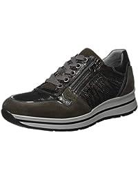 Amazon.it  scarpe nero giardini - Sneaker   Scarpe da donna  Scarpe ... 5b09e3e48a6