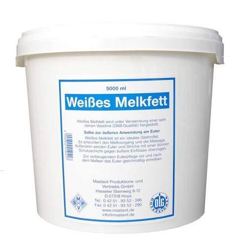 Mastavit Melkfett 5000 ml - Euter Zitzen Pflege